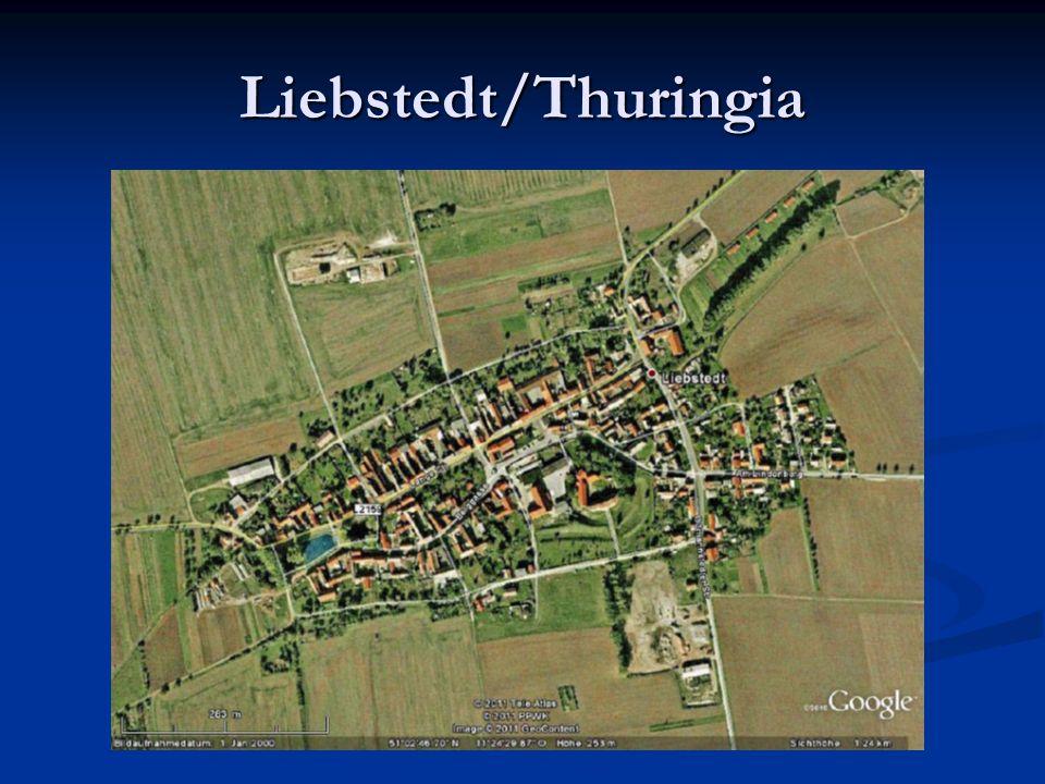 Liebstedt/Thuringia