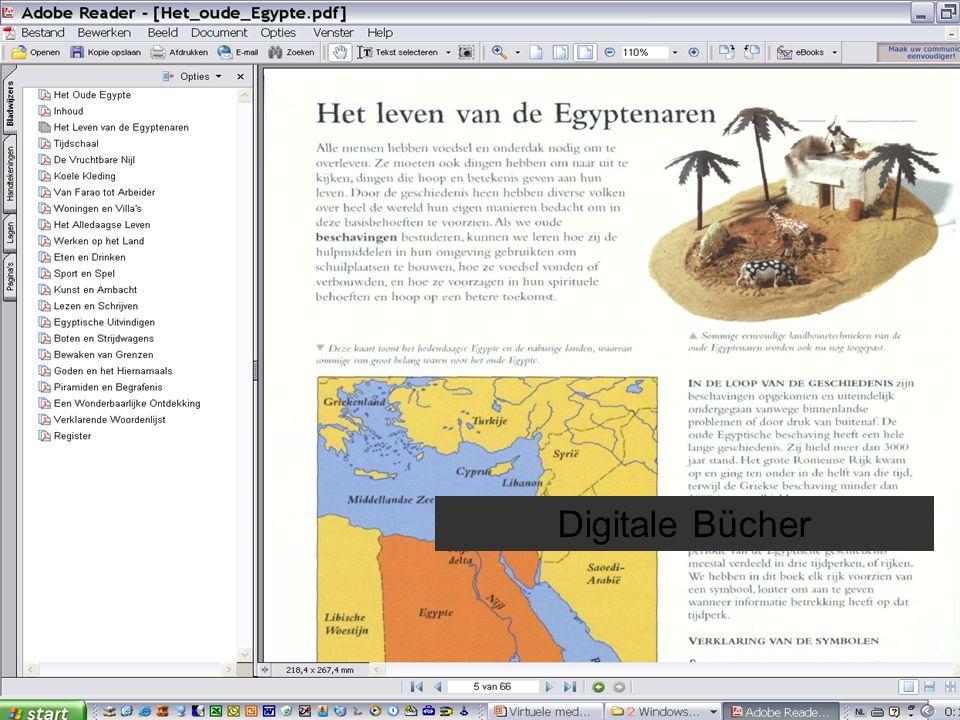 Lesen, Beispiel Niederlanden23 Digitale Bücher