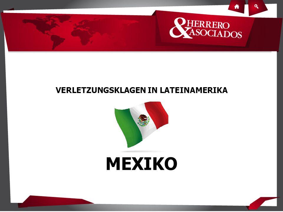 VERLETZUNGSKLAGEN IN LATEINAMERIKA MEXIKO
