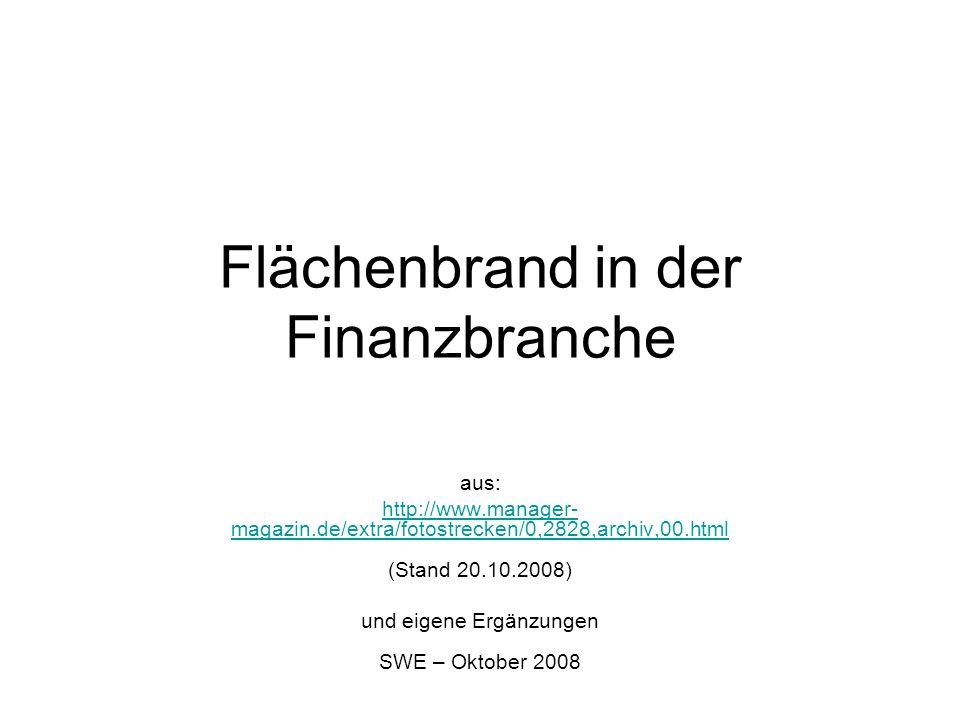 Chronologie Auf der Homepage von DRS 1: http://www.drs.ch/www/de/drs/themen/news/wirtschaft/finanzkrise-ursachen-und- folgen/31728.91506.chronologie-eines-giftigen-geschaefts.html