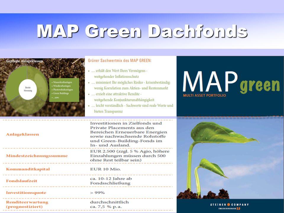 MAP Green Dachfonds