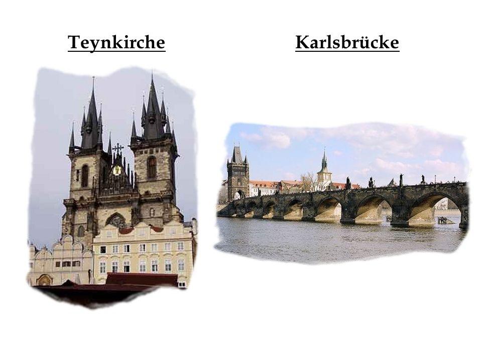 Neustadt Die Neustadt wurde im Jahre 1348 von Karl dem IV.
