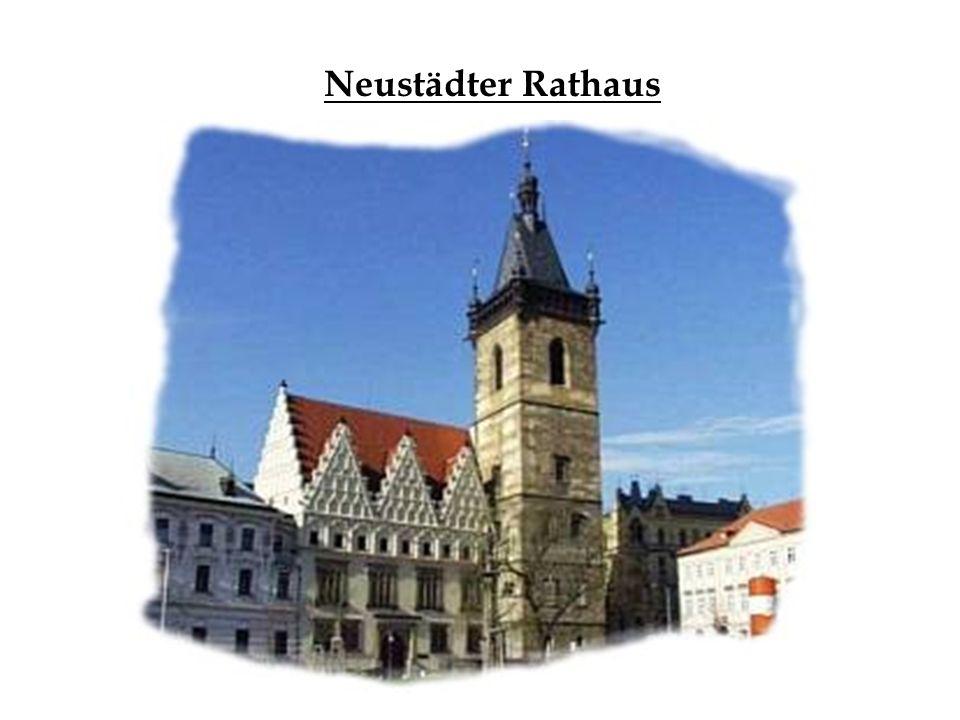 HISTORISCHER KERN DER STADT TELČ Telč ist eine Stadt in Tschechien.