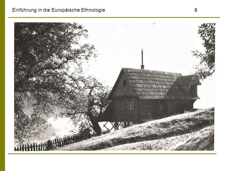 Einführung in die Europäische Ethnologie8