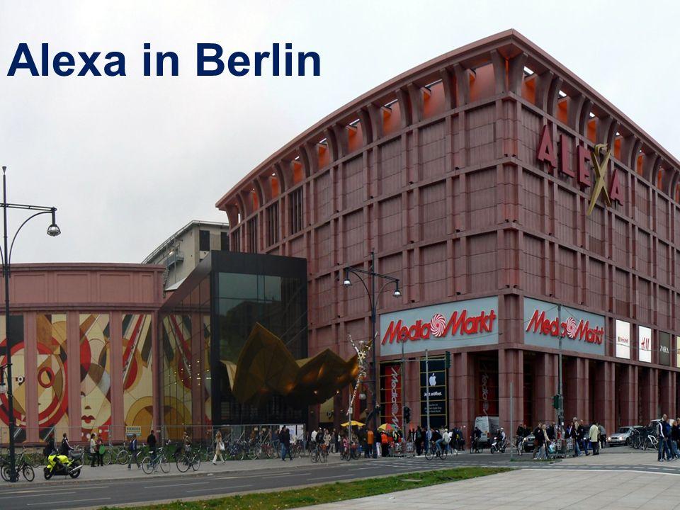 Alexa in Berlin