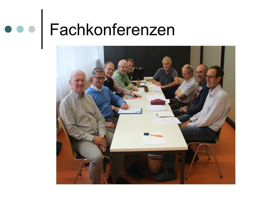 Fachkonferenzen