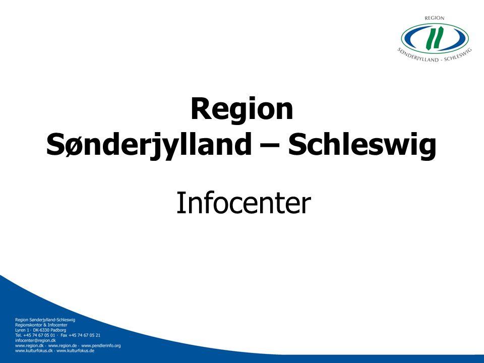Region Sønderjylland – Schleswig Infocenter