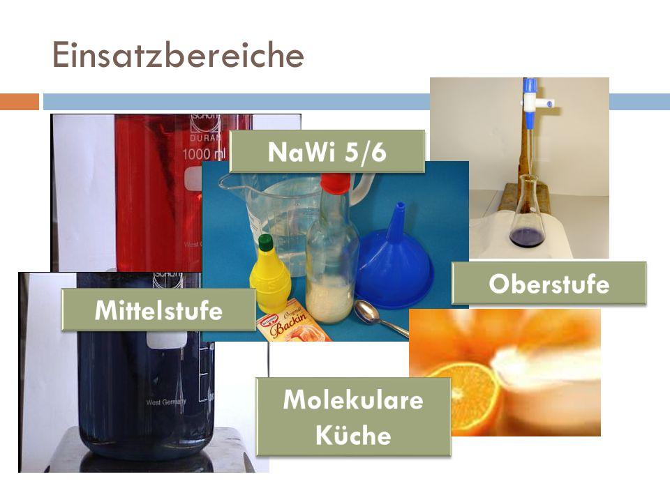 Chemie in der Küche – NaWi 5/6 Forschen mit Lebensmitteln Salz – Temperatur Kochdauer für Eier