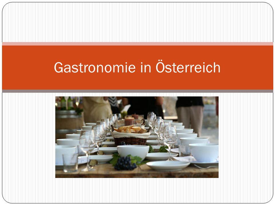 Gastronomiebetriebe im Vergleich Ethno-Restaurant Angebotspalette meist nach Kultur bzw.