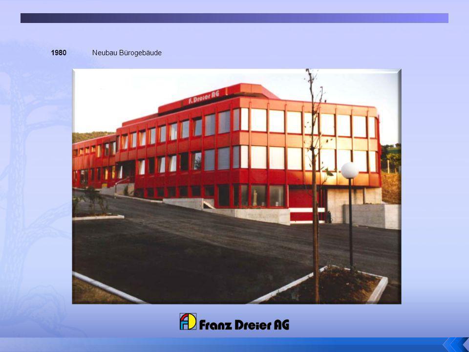 1980 Neubau Bürogebäude
