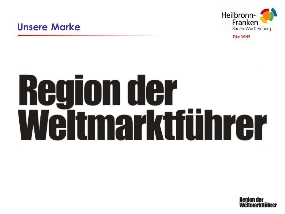 Die WHF Plakatkampagne