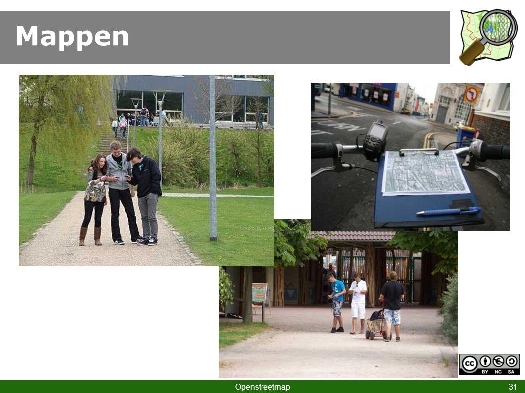 Mappen Openstreetmap 31