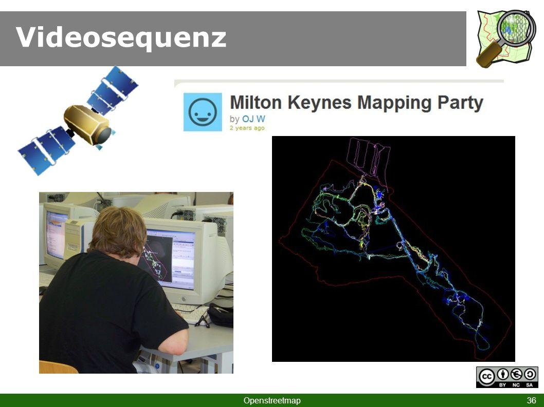 Videosequenz Openstreetmap 36