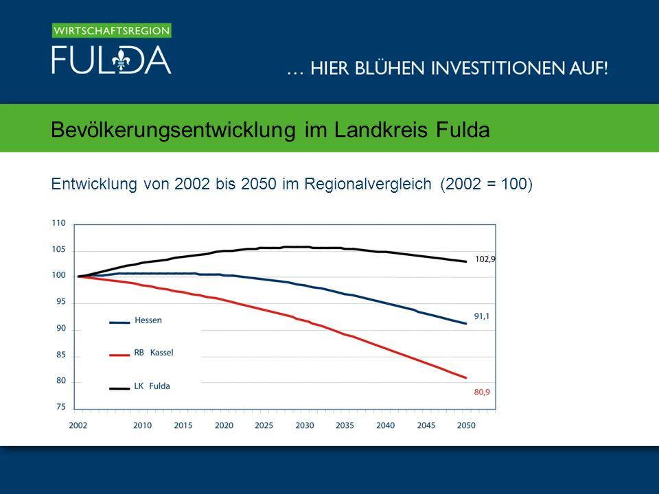Was macht die Wirtschaftsregion Fulda für Einwohner des Landkreises attraktiv?