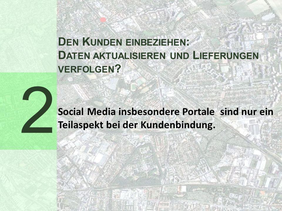 11 Verlagert sich das Kundenmanagement ins Web Social CRM ForumDr.