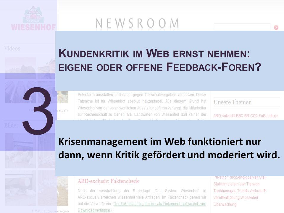 14 Verlagert sich das Kundenmanagement ins Web Social CRM ForumDr.