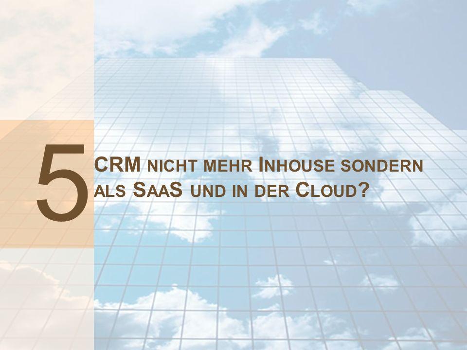 20 Verlagert sich das Kundenmanagement ins Web Social CRM ForumDr.
