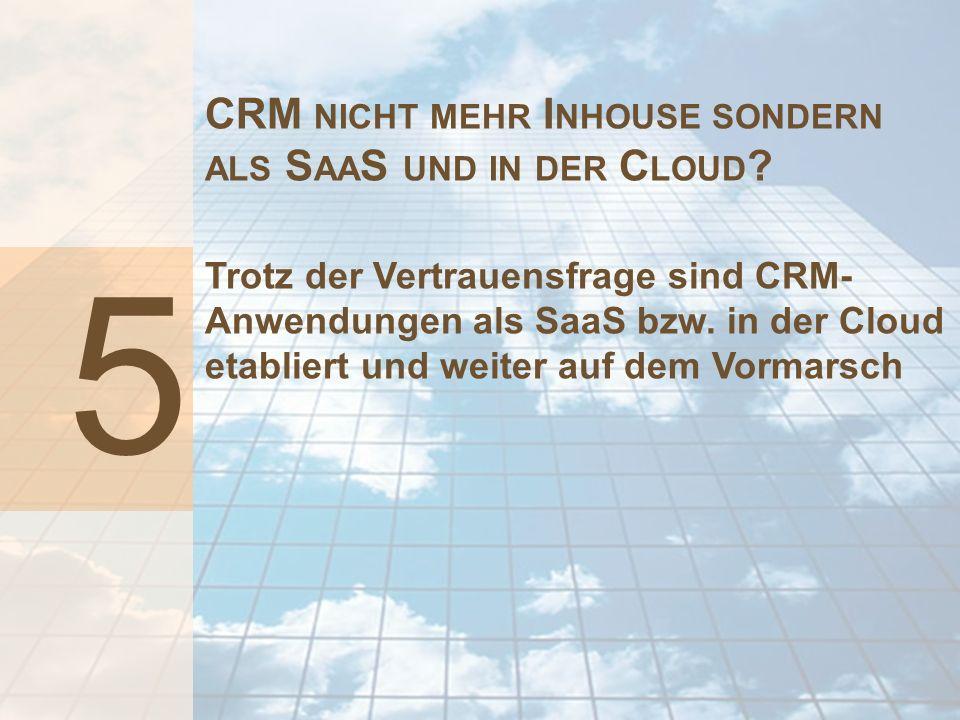 23 Verlagert sich das Kundenmanagement ins Web Social CRM ForumDr.