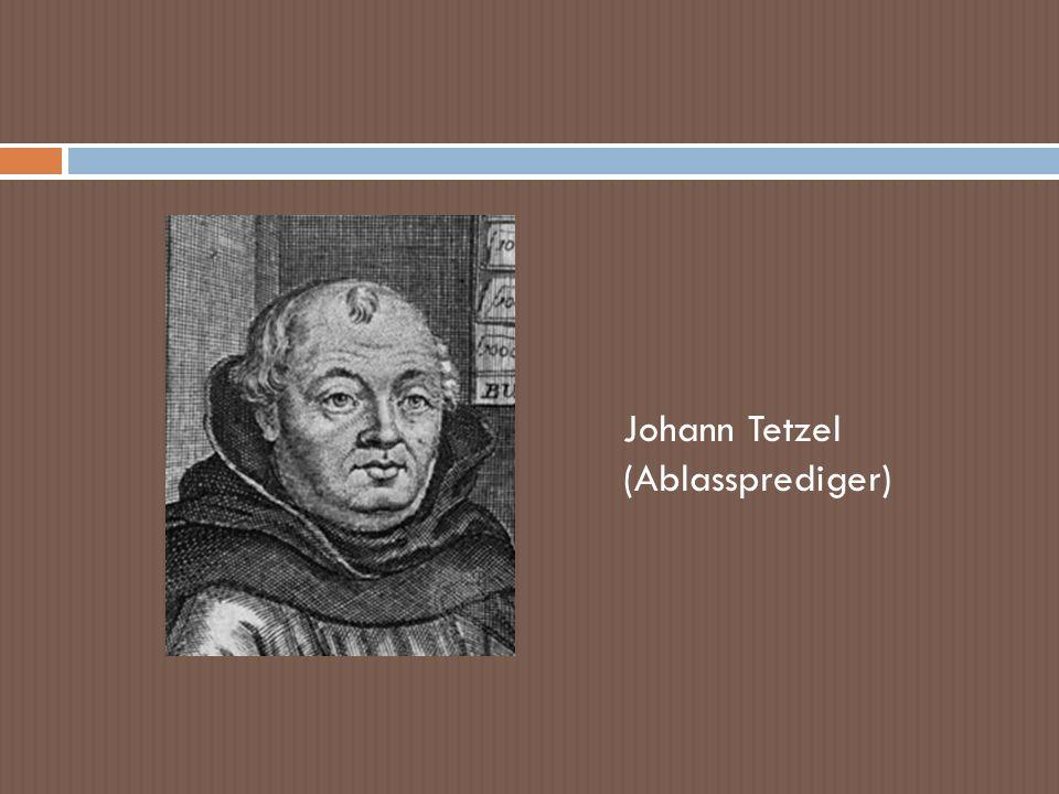 Johann Tetzel (Ablassprediger)