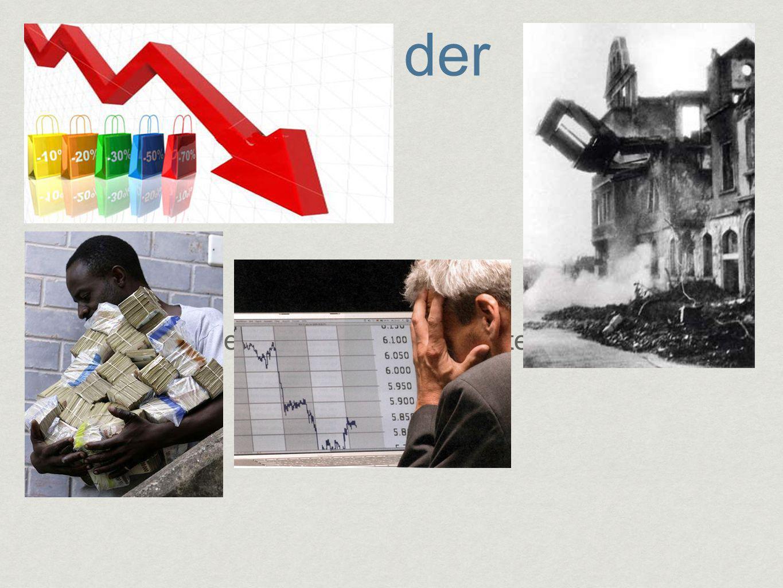 Die Monster der Finanzen Inflation, Deflation, Pleiten und Enteignung