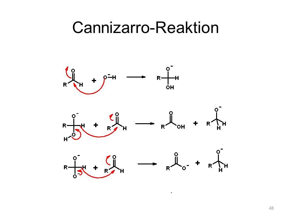 48 Cannizarro-Reaktion