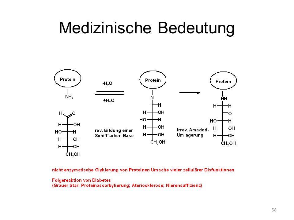 58 Medizinische Bedeutung