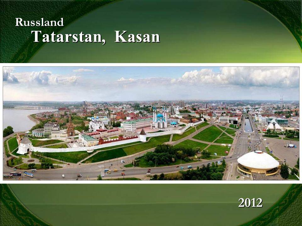 Tatarstan, Kasan 2012 Russland