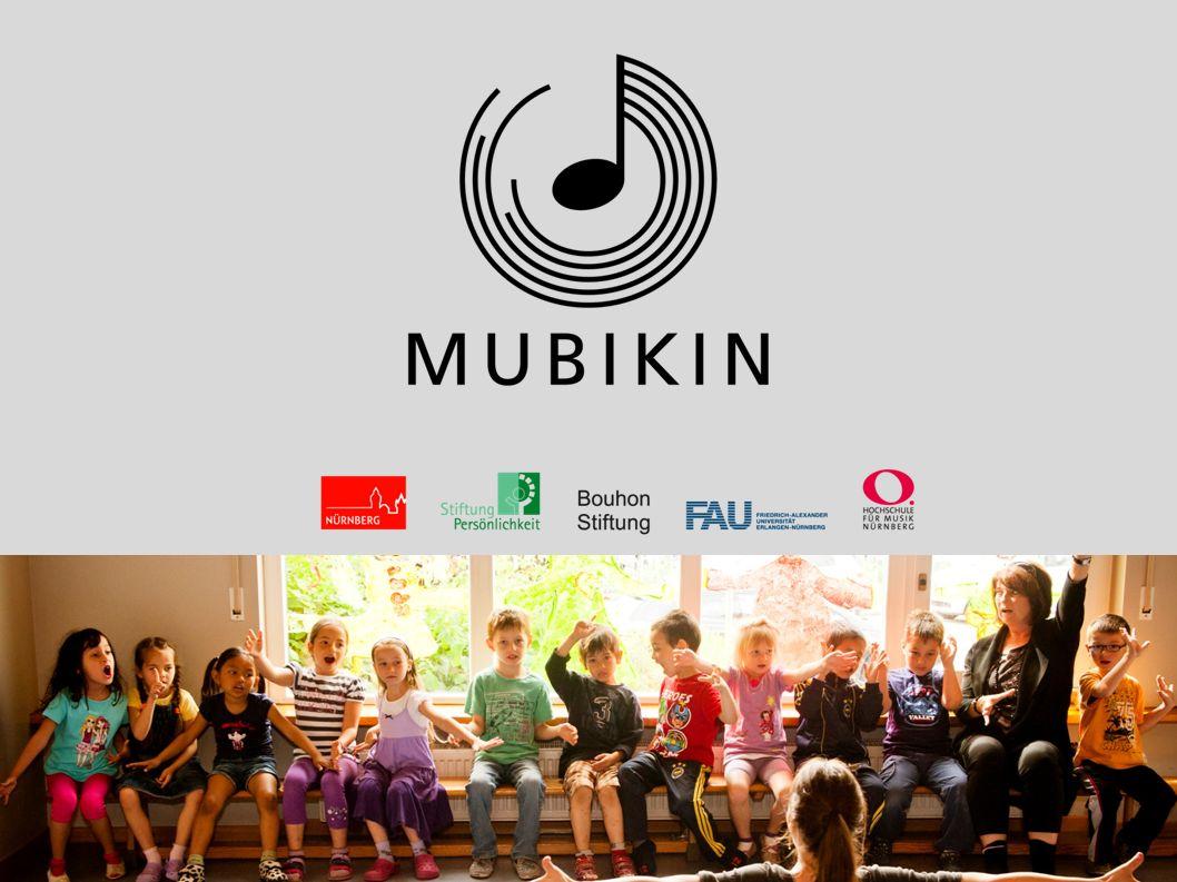 MUBIKIN Musikalische Bildung für Kinder und Jugendliche in Nürnberg ist ein gemeinsames Programm von Flächendeckendes Angebot Vom vorletzten Kindergartenjahr bis zur 3.