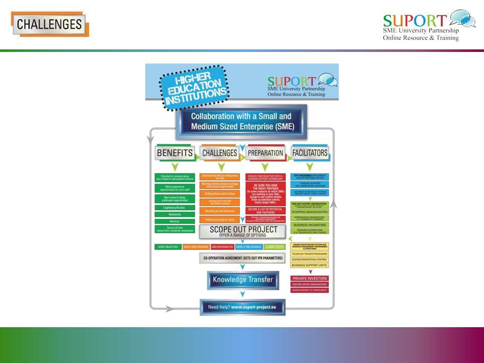 Summary Herausforderungen - KMU Strukturen -
