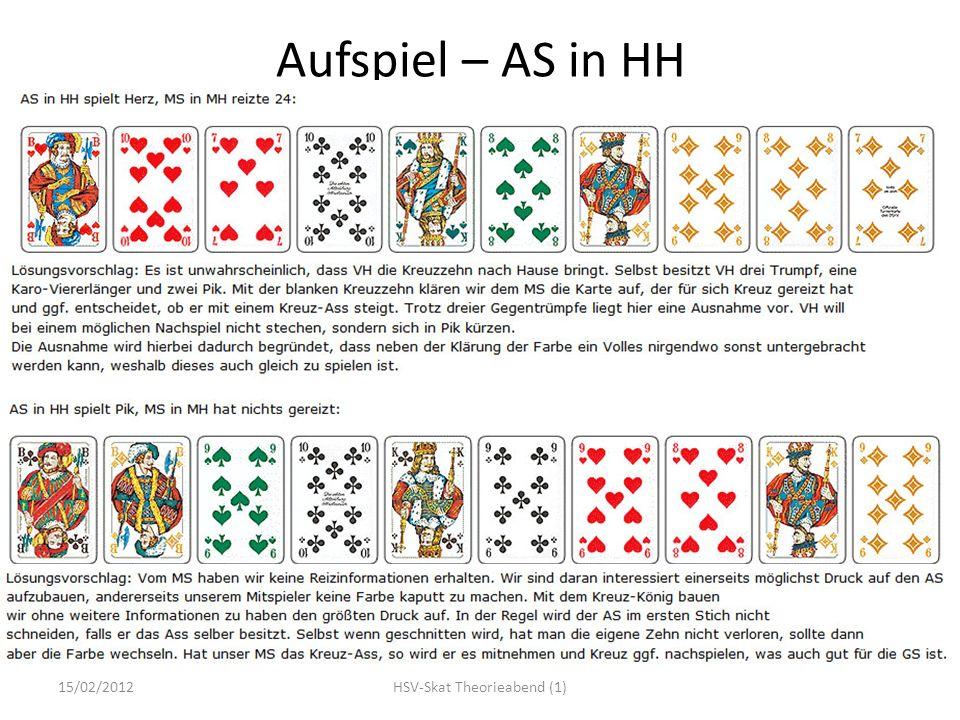 Aufspiel – AS in HH 15/02/2012HSV-Skat Theorieabend (1)
