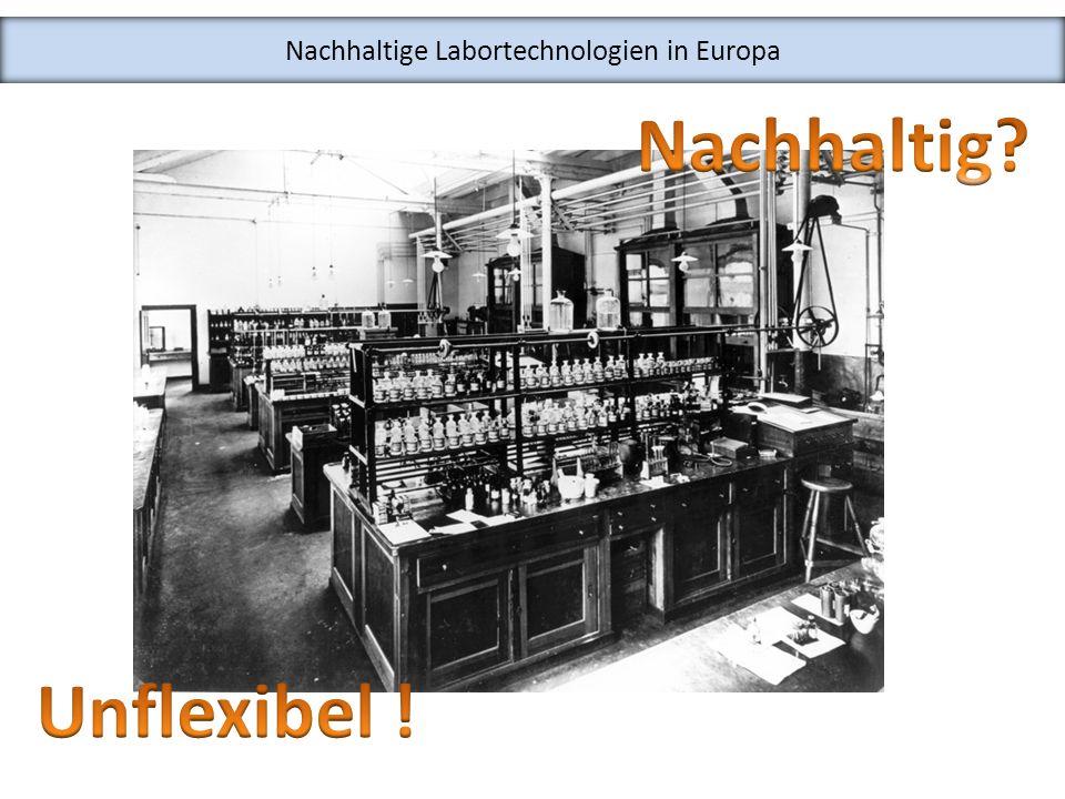Nachhaltige Labortechnologien in Europa DGNB e.V.
