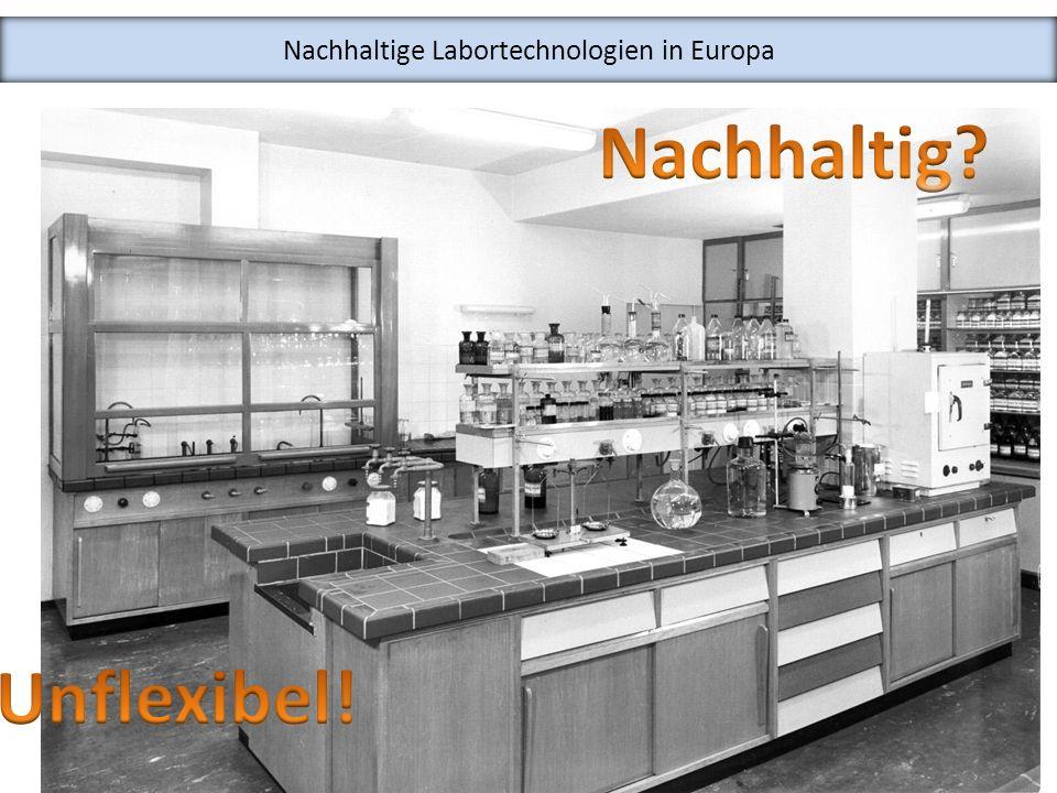 Nachhaltige Labortechnologien in Europa Fazit: Europäische Labortechnik hatte schon immer als intrinsischen Bestandteil Aspekte der Nachhaltigkeit.