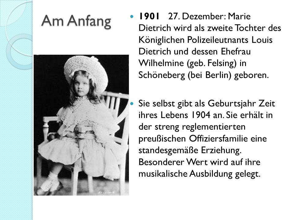 Am Anfang 1901 27.