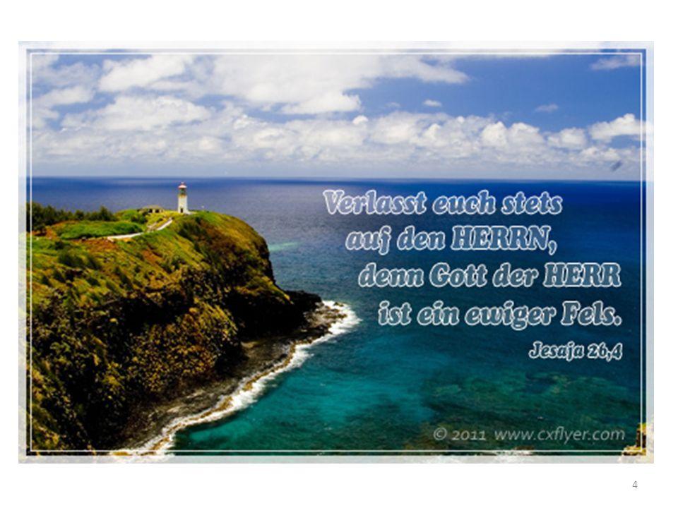 Die Erlösung habe ich jetzt und sie ist ewig, darum ist es eine geistliche, ewige Segnung. 5