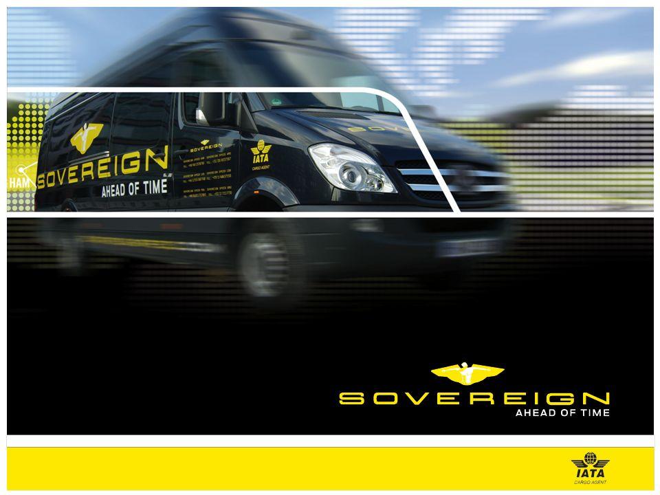 FLOTTE Die eigene Fahrzeugflotte von Sovereign Speed ist eine der modernsten, ökologisch fortschrittlichsten und am besten gewarteten in der Branche.