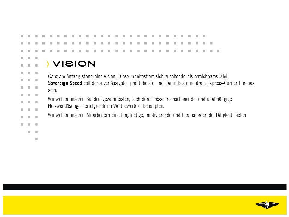 SOVEREIGN SPEED IN ZAHLEN Gegründet 1998 Firmensitz Hamburg Niederlassungen Frankfurt   Köln   München   Amsterdam   Brüssel   Paris   London   East Midlands Geschäftsführer Karim El-Sayegh   Martin Araman Mitarbeiter 121 (Stand März 2008) Flotte 26 Mercedes-Benz Sprinter   11 Mercedes-Benz Sattelauflieger-Gespanne Gesamtlaufleistung der Flotte über 6 Millionen km pro Jahr Linehaul Netzwerk über 900 Verbindungen zu über 30 europäischen Städten pro Nacht Umsatz ca.