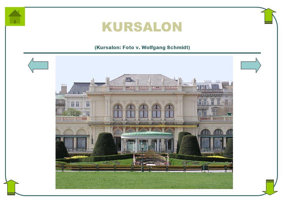 KURSALON (Kursalon: Foto v. Wolfgang Schmidt)