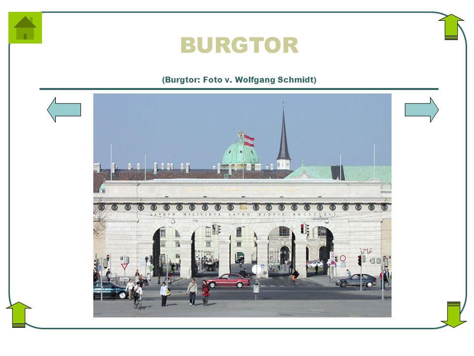 BURGTOR (Burgtor: Foto v. Wolfgang Schmidt)