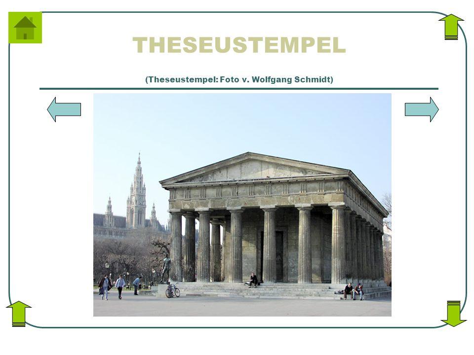 THESEUSTEMPEL (Theseustempel: Foto v. Wolfgang Schmidt)