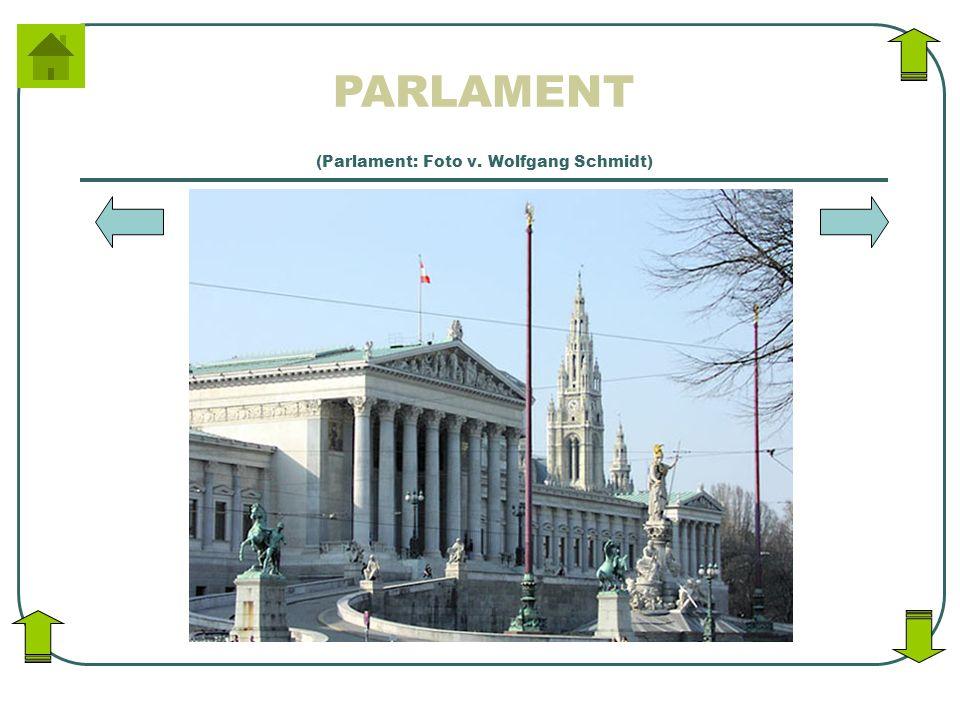 PARLAMENT (Parlament: Foto v. Wolfgang Schmidt)