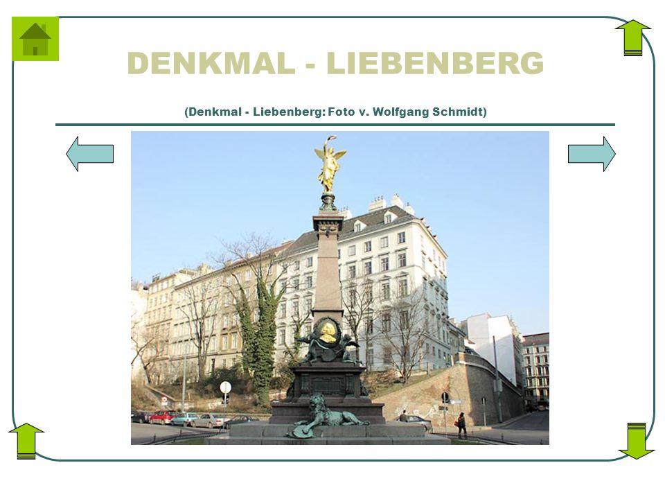 DENKMAL - LIEBENBERG (Denkmal - Liebenberg: Foto v. Wolfgang Schmidt)