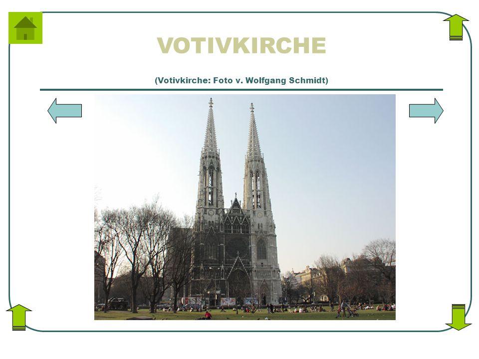 VOTIVKIRCHE (Votivkirche: Foto v. Wolfgang Schmidt)