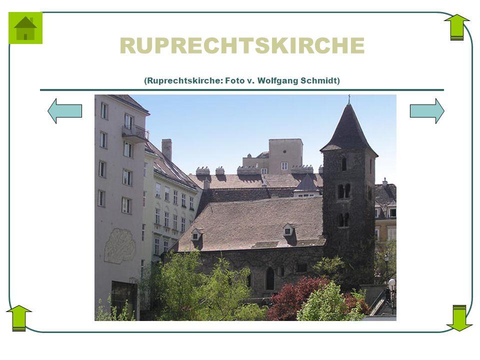 RUPRECHTSKIRCHE (Ruprechtskirche: Foto v. Wolfgang Schmidt)