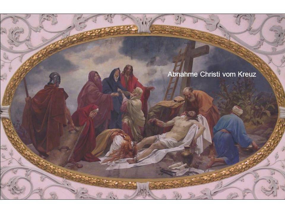 Abnahme Christi vom Kreuz