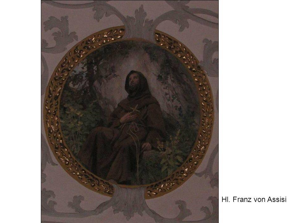 Hl. Franz von Assisi
