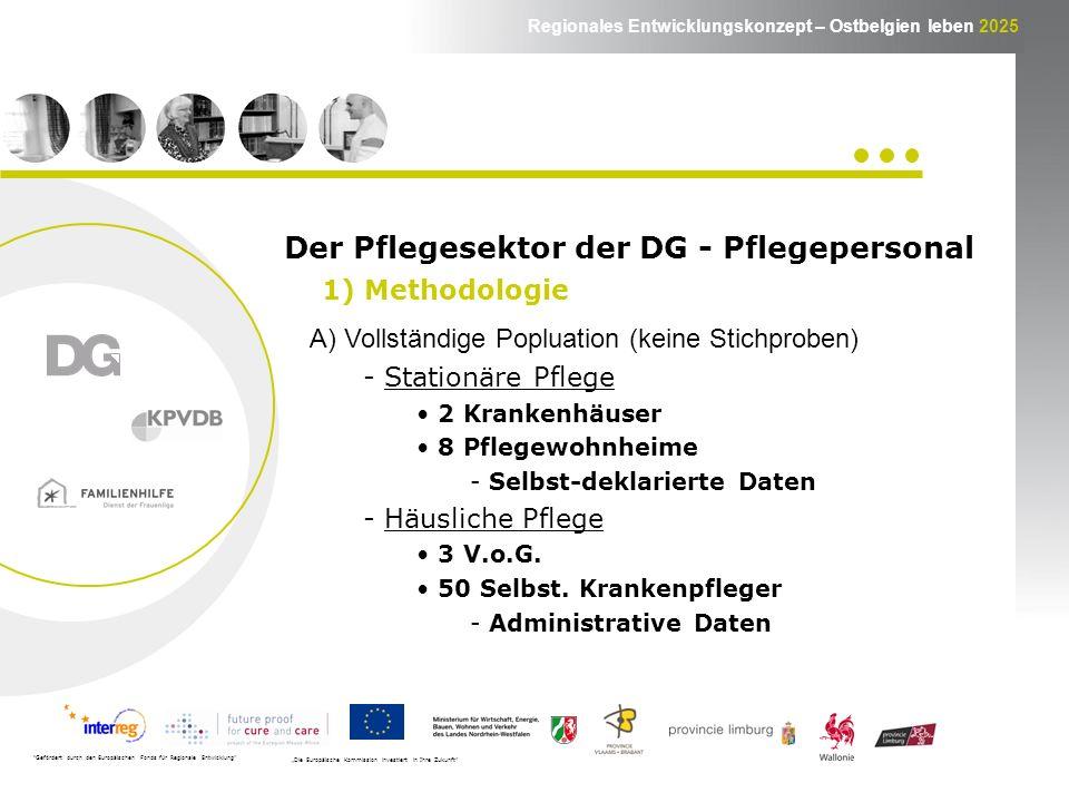 Regionales Entwicklungskonzept – Ostbelgien leben 2025 Häusliche Pflege – 3 V.o.G.