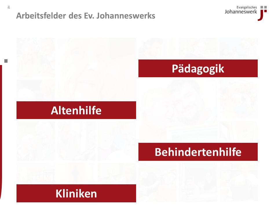 Standorte in NRW 3 Mehr als 70 Einrichtungen in ganz Nordrhein-Westfalen Rund 6.200 Mitarbeiterinnen und Mitarbeiter
