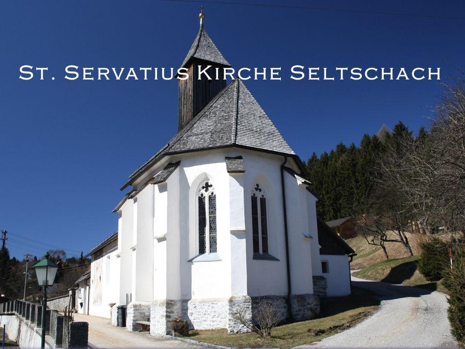 St. Servatius Kirche Seltschach