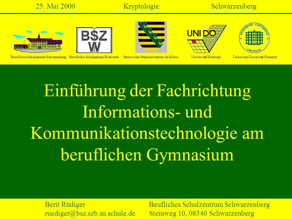 Berit Rüdiger ruediger@bsz.szb.sn.schule.de 25.