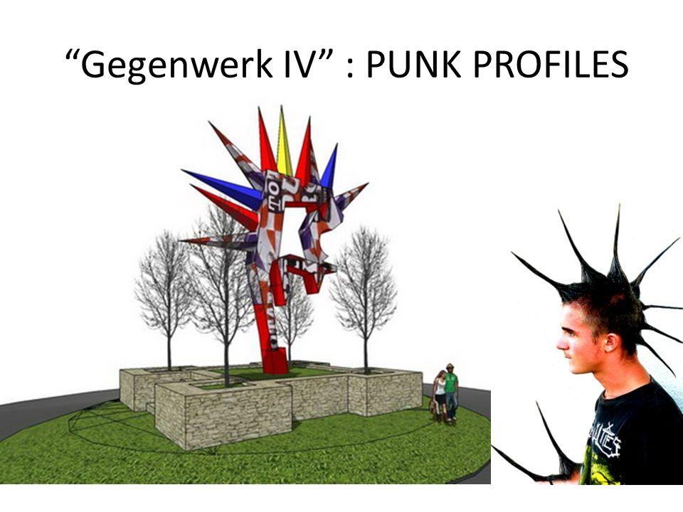 Gegenwerk IV : PUNK PROFILES